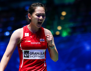 All England: Chochuwong in First Major Final