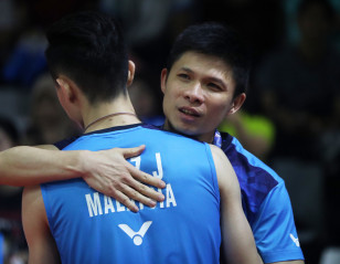 'Tremendous Willpower' – Coach Wong on Lee Zii Jia