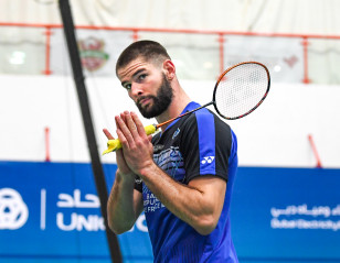 Dubai Para Badminton International: France Threatens India's Domination