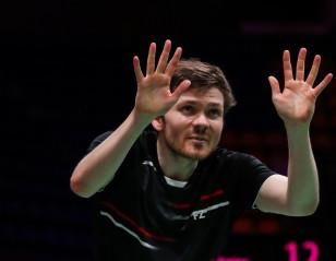 European Championships: Koljonen Upstages 7th Seed Popov