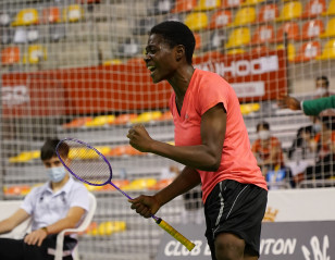 Spanish Para: Bolaji Claims First Title in Style