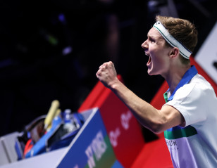 Road to Tokyo: Life Only Gets Better for Axelsen the Gold Hunter