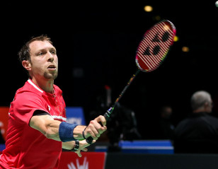 Zilberman Aces Test at Praneeth's Expense
