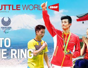 Shuttle World 34 – Tokyo 2020 Edition is Online