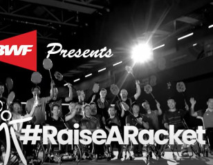 #RaiseARacket for Your Heroes These Tokyo 2020 Paralympics