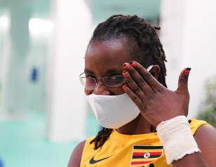 For Ritah Asiimwe, Badminton is Joy Despite Conflict of Left and Right