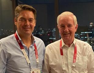 Sir Craig Reedie Awarded President's Medal