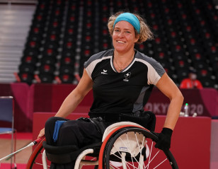 17 Years After Paralympic Bronze, Suter-Erath in Sight of Medal