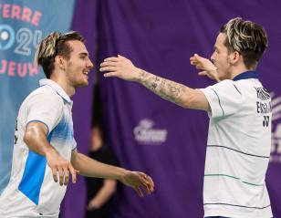 England Geared to Spark in Vantaa